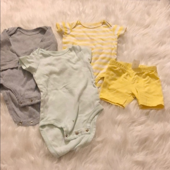 Other - Baby girl set